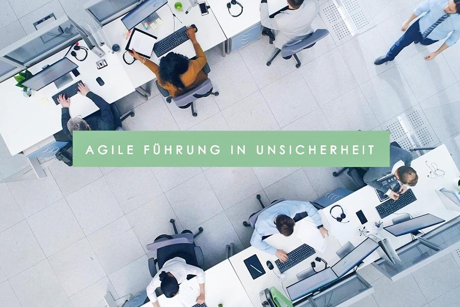 Führungskräfteseminar: agile Führung in Unsicherheit