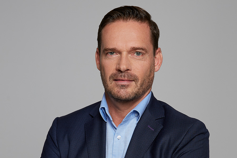 Oliver Schneider ist geschäftsführender Gesellschafter der RiskWorkers GmbH