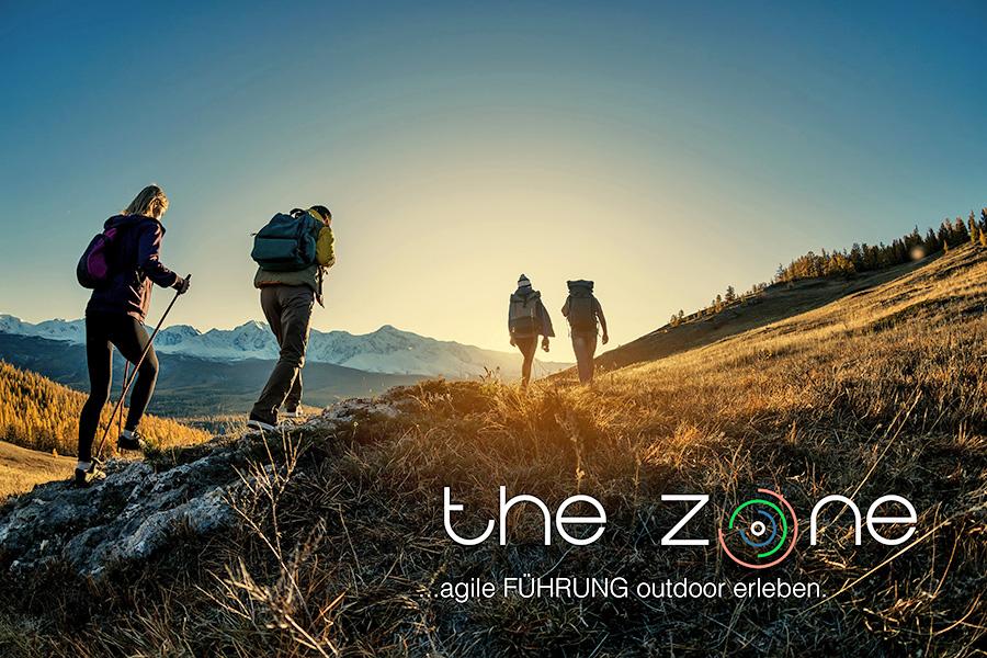 RiskWorkers-Training: The ZONE – agile Führung outdoor erleben
