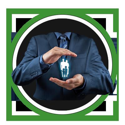 Icon Personenschutz